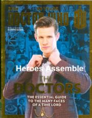 Doctor Who Essential Guide Bookazine The Doctors Magazine Panini Comics
